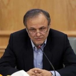 رزم حسینی وزیر صمت کرونا گرفت
