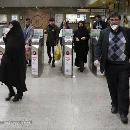 افزایش ۲۵ درصدی بلیط مترو از اول اردیبهشت/ تغییر در سیستم تهویه مترو به خاطر کرونا