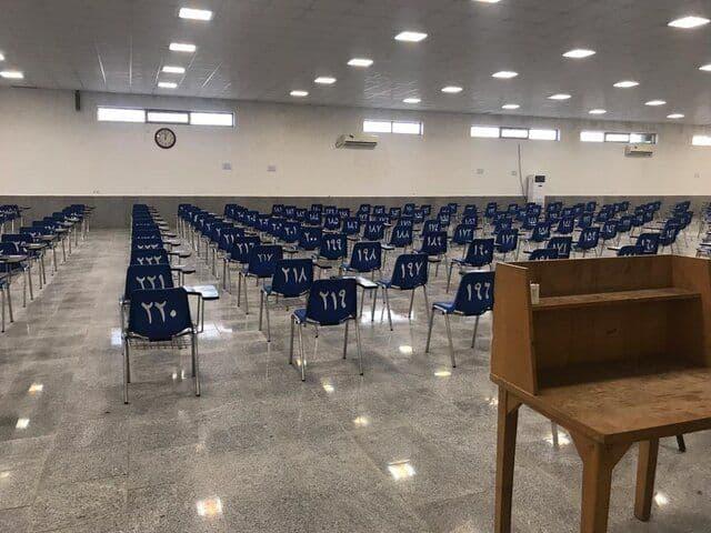 برگزاری آزمون زبان دانشگاه آزاد لغو شد