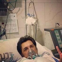 حسام نواب صفوی به کرونا مبتلا شد