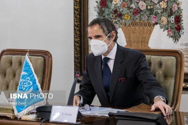 گروسی: آژانس اتمی به نظارت و راستیآزماییهای فنی در ایران ادامه میدهد