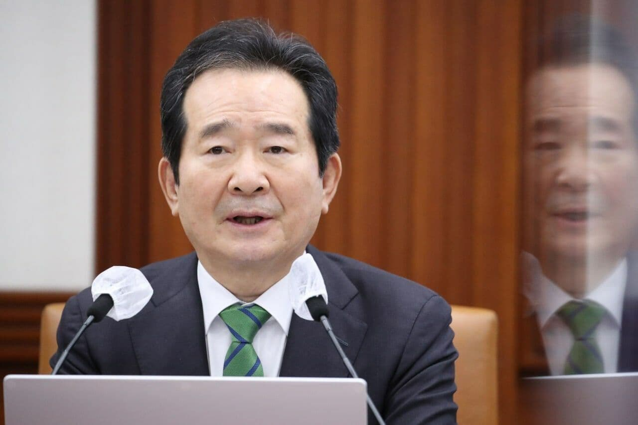 نخست وزیر کره جنوبی راهی ایران شد