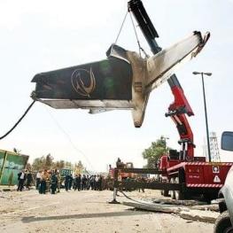مقصران سقوط هواپیمای آنتونف به حبس محکوم شدند/ رئیس اسبق سازمان هواپیمایی در بین محکومان
