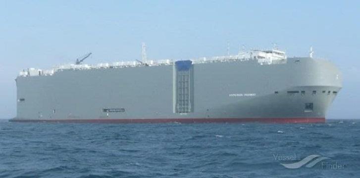 خسارات وارده به کشتی اسرائیلی قابل توجه است