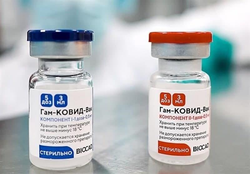 اطمینان پزشکان ایرانی به واکسن «اسپوتنیک وی» زیاد شده است