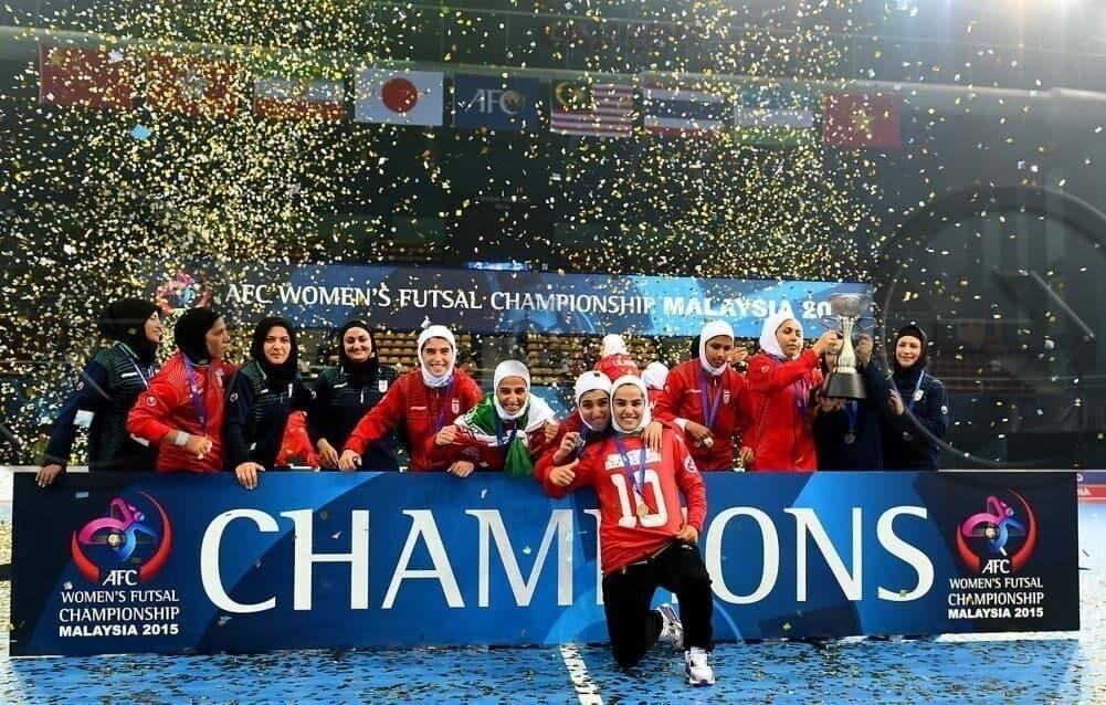 پرداخت پاداش تیم ملی فوتسال زنان پس از سه سال