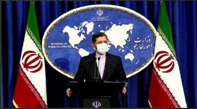 خطیبزاده: وزیر خارجه پاکستان چهارشنبه به تهران میآید