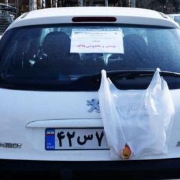 اجرای طرح ویژه برخورد با پلاکهای مخدوش در تهران/ اعمال قانون بیش از۲۴۰۰ خودرو در یک روز