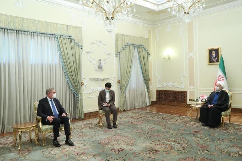 رئیسجمهور در دیدار وزیر امور خارجه پاکستان