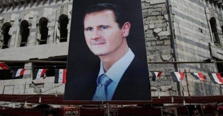 بشار اسد رسما نامزد انتخابات ریاست جمهوری سوریه شد