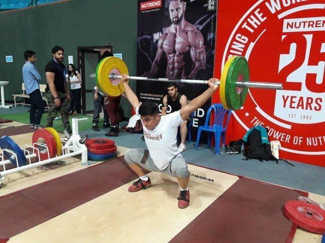 انصراف حسین سلطانی از حرکت دوضرب قهرمانی آسیا
