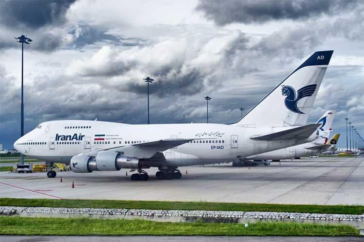 پروازهاي هند و پاکستان به ايران ممنوع شد