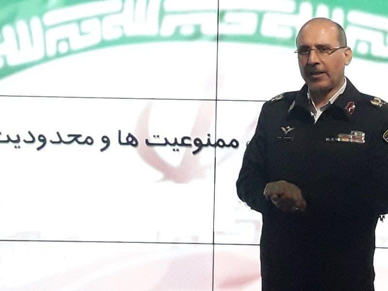 طرح ترافیک تهران به مدت یک هفته لغو شد