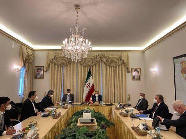 ایران، روسیه و چین خواستار لغو یکجای تحریمهای آمریکا علیه ایران شدند