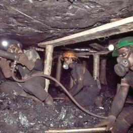 بخشی از تونل معدن طزره فرو ریخت