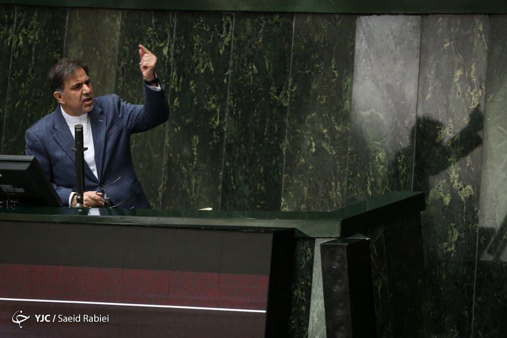 عباس آخوندی در پرونده اقتصادی پسرش متهم شد