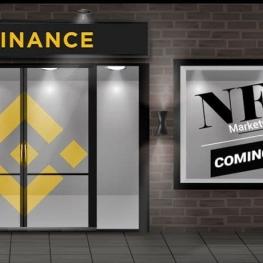صرافی بایننس، بازار توکن غیرقابل معاوضه (NFT) راهاندازی میکند