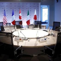 گروه «هفت» در پی مکانیسم واکنش سریع به پروپاگاندای روسیه