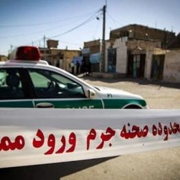 پلیس: در تیراندازی به سرنشینان مسلح یک پژو، یک کودک خردسال جان باخت