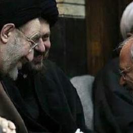 ظریف به خاتمی و سیدحسن خمینی: کاندیدا نمیشوم!