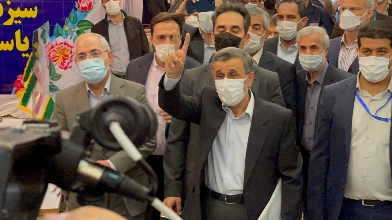 احمدی نژاد: ردصلاحیت بشوم انتخابات را تحریم می کنم