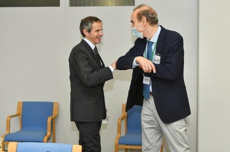 رایزنی رئیس کمیسیون برجام و مدیرکل آژانس انرژی اتمی درباره برجام