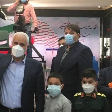 مهرعلیزاده در انتخابات ثبتنام کرد