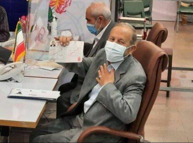 سردار افشار در انتخابات ریاست جمهوری ثبت نام کرد