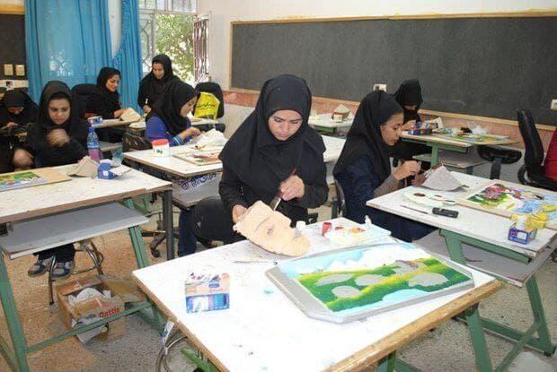 نحوه ادامه تحصیل دانشآموزان فنیوحرفهای نظام آموزشی۳-۳-۵ مشخص شد