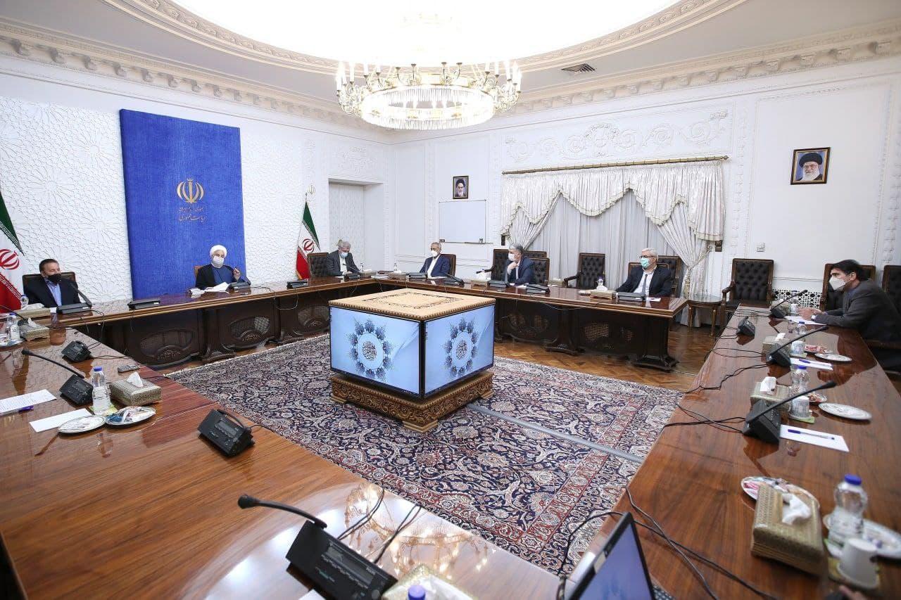 رییس جمهوری: پروتکلهای بهداشتی انتخابات، با جدیت و قاطعیت اجرا شود