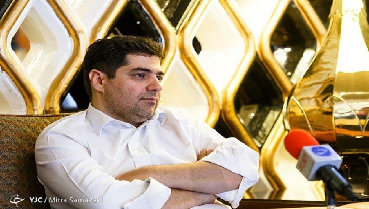 شهرام جزایری به علت پرونده دریافت تسهیلات دلاری زندان است