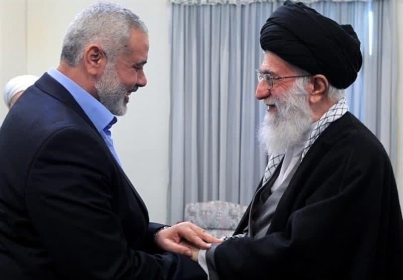 """نامه """"اسماعیل هنیه"""" رئیس دفتر سیاسی جنبش حماس به رهبر انقلاب"""