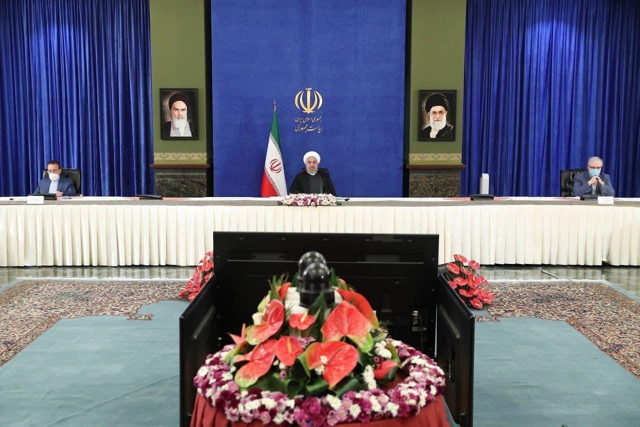 روحانی: مذاکرات را تا توافق نهایی ادامه خواهیم داد