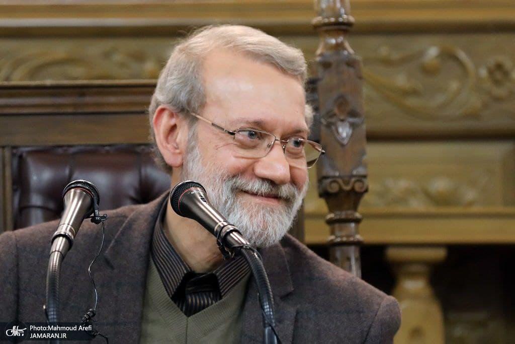 خداحافظی قطعی علی لاریجانی با انتخابات
