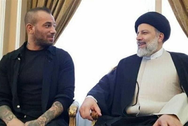 حمایت تتلو از رئیسی در انتخابات ۱۴۰۰ / به ایران باز می گردم!