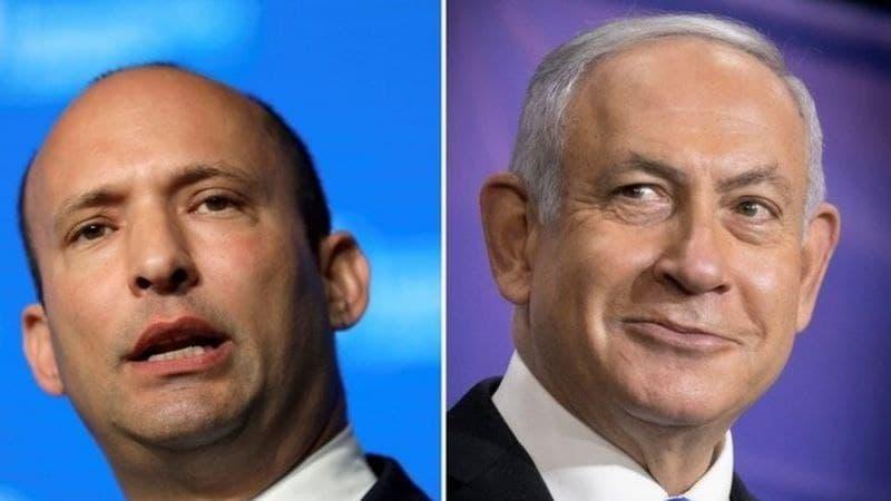 رقبای نتانیاهو برای بیرون راندن او از قدرت توافق کردند