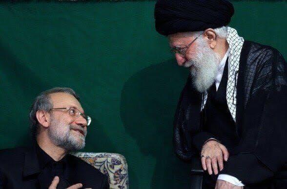 نامه علی لاریجانی به رهبری