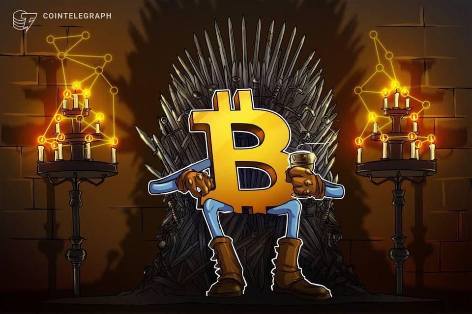 مدیرعامل ایتورو: بیت کوین پادشاه ارزهای دیجیتال است و ماندگار خواهد بود