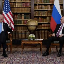 اولین مذاکره جو بایدن بهعنوان رئیس جمهوری آمریکا با همتای روسیاش ولادیمیر پوتین آغاز شد