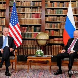 بایدن: رابطه آمریکا و روسیه باید با ثبات و قابل پیشبینی باشد