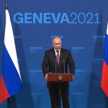 پوتین بعد از دیدار با بایدن: توافق کردیم سفرای خود را بازگردانیم