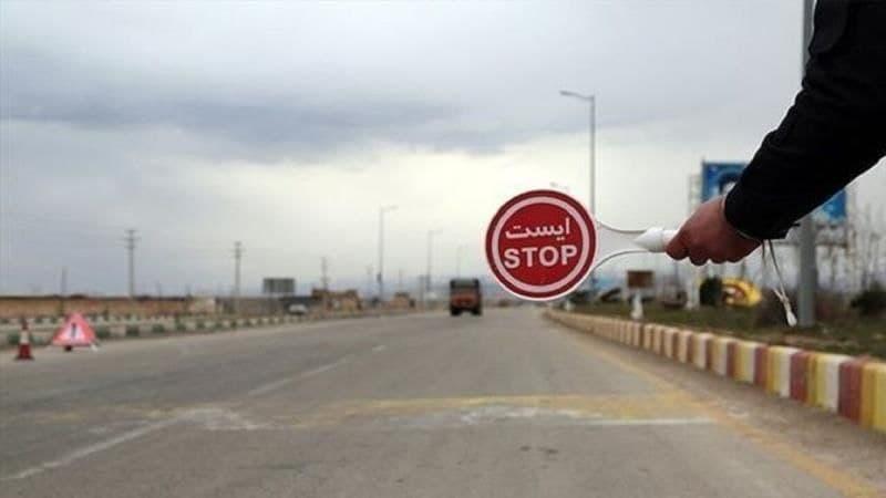 ممنوعیت ورود خودروهای سنگین به تهران از فردا صبح