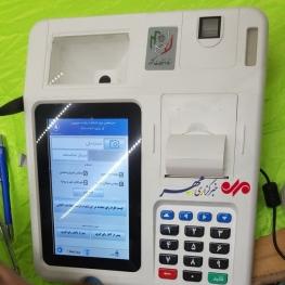 تاخیر در آغاز رأی گیری شعب، ربطی به دستگاههای احراز هویت ندارد