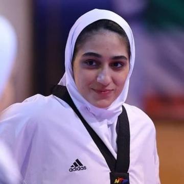 ملیکا میرحسینی مدال نقره آسیا را به دست آورد