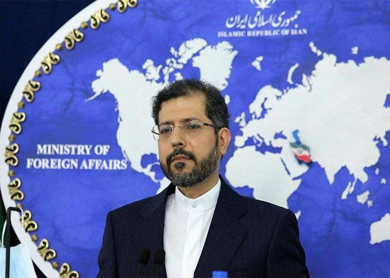 واکنش سخنگوی وزارت امور خارجه به توقیف وبسایت رسانههای ایرانی زیرمجموعه صداوسیمای ایران