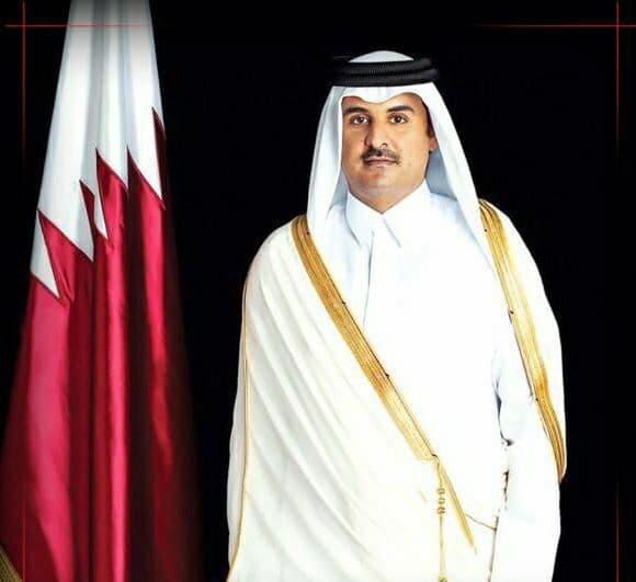 گفتوگوی تلفنی امیر قطر و آیتالله رئیسی