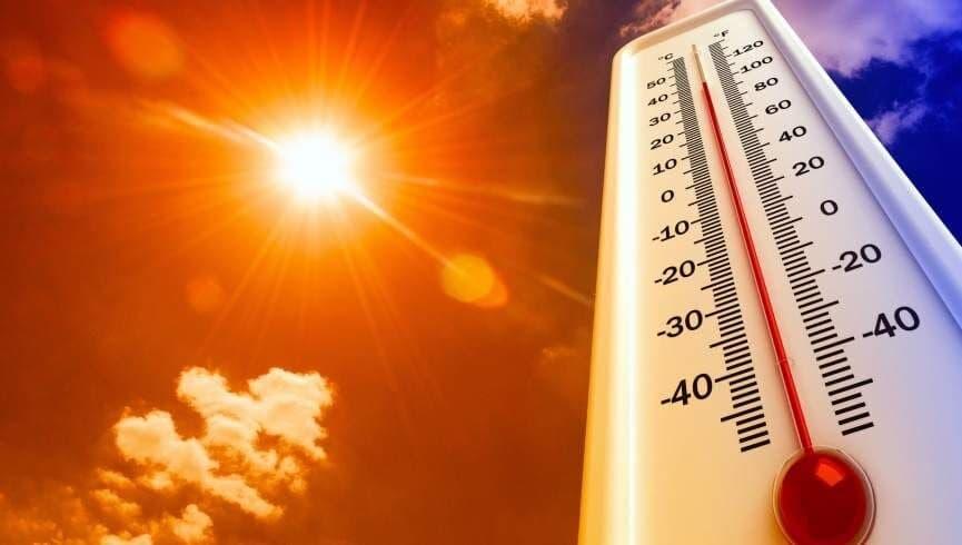رکورد گرمای هوا در آذربایجان شرقی شکسته شد