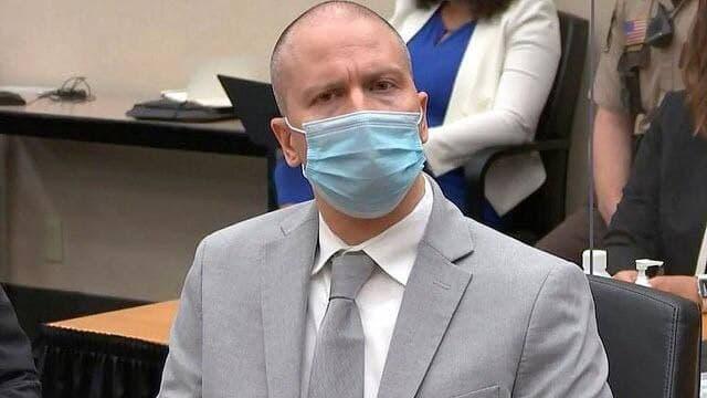 پلیس قاتل جورج فلوید به ۲۲ و نیم سال زندان محکوم شد