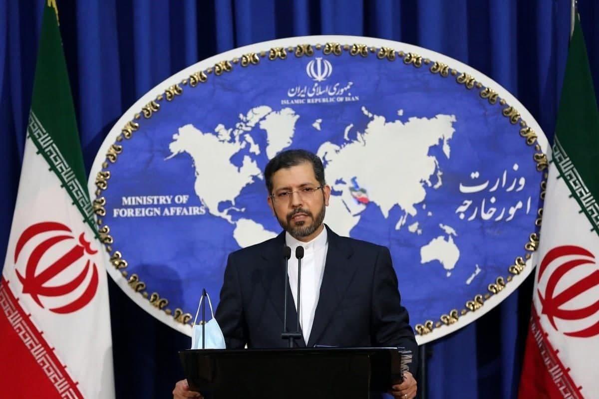 خطیبزاده: آمریکاست که باید به برجام برگردد نه ایران