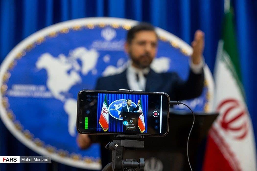 خطیبزاده: درباره پاکشدن اطلاعات دوربینهای آژانس تصمیمی اتخاذ نشده است